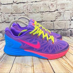 Nike Lunar Glide 6 Running Sneakers